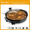 30cm Sized 1500W Full Glass Cover Electric Pizza Pan