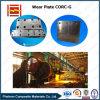 Stahlabnützung-Platte für Walzwerk