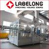 3 automáticos na linha de produção da máquina do enchimento 1water