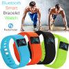 Horloge van de Sport van de Controle van de Gezondheid van het Horloge van de Armband van Bluetooth het Slimme (TW64)