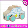 Kids、Big及びSmall Kids、Hot Sale Cute Cheap Wooden Kids Toys Car W04A107のためのWooden Toy Carのための2015最新のModern Wooden Mini Car