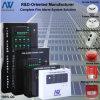 자동적인 2 지역 Fire Alarm Detection Monitor