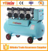 7.5HP 5kw High Flow Oil Free Air Compressor (TW1100-4)