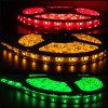 Iluminación de tira impermeable ligera del RGB 5050-60 LED