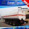 Aotong 50000 litros de combustible del depósito de aceite semi remolque para Argelia