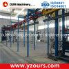 Transportband van de Ketting van het staal de Lucht voor het Schilderen van Lijn