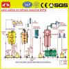 matériel brut procurable de raffinerie d'huile de palmier de l'ingénieur 1-200t/D