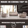 Insieme di cuoio moderno del sofà del nuovo salone di disegno 2015