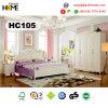 Новые американском стиле деревянные кровати для спальни мебель (A105)
