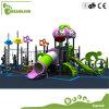 Oscilación plástico de los niños y equipo al aire libre del patio de la diapositiva para la venta
