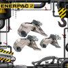 Оригинальные Enerpac серии S - площадь гаечные ключи с гидравлической системы привода