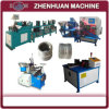 Aluminiumkühler-Nippel-Produktionszweig