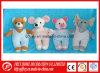 Urso de pelúcia, rato, suínos, Brinquedo com Rompers Elefante