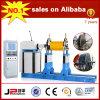 Machine de équilibrage axiale de ventilateur de ventilateur de grand ventilateur centrifuge
