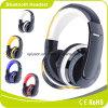 Auricular sin hilos estéreo del receptor de cabeza de Bluetooth de los deportes materiales coloridos del ABS