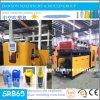 машинное оборудование бутылки 1L 2L 3L 4L HDPE/PE/PP/LDPE полуавтоматное дуя