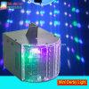 DMX512 Rgbypw小型LEDの矢プロジェクター音LEDのディスコ党ライト