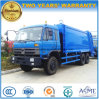 6*4 20 T 패물은 트럭 20 M3 쓰레기 쓰레기 압축 분쇄기 트럭을 모은다