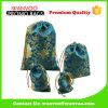 Nuovo sacchetto del regalo di Year&Chirstmas del ricamo per i bambini con buon tessuto di seta