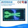 Hidly rectángulo de Protección Ambiental de corte de pelo LED Señal