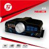 Audio de la motocicleta con el reloj y el altavoz 3inch