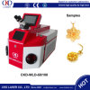 Soldadora micro de laser del soldador YAG del laser en el precio económico