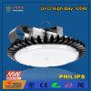 Iluminação elevada linear por atacado do louro do diodo emissor de luz do UFO 100W