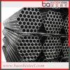 Tubo redondo soldado ERW del negro del acero suave para la construcción