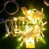 36V Natal LED multicolor decoração exterior luz de String