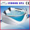 Vasca da bagno acrilica di massaggio della STAZIONE TERMALE, vasca da bagno per due persone