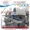 Wood Plastic Granulated Composite WPC Machinery