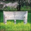 رخاميّة طاولة مقعد, حجارة [تبل شير] ([غس-تب-002])