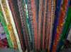 綿およびPolyester Fabric