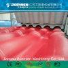Toiture plastique recyclé tuile de ligne d'extrusion PVC