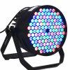 Het LEIDENE 120PCS van de schijnwerper RGBW Licht van het PARI voor KerstmisDecoratie