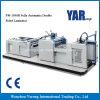 Buona macchina di laminazione parteggiata completamente automatica della pellicola di rullo di prezzi Sw-1050b doppia con Ce