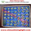 LED-blaue Farben-Feiertags-Dekoration-Zeichenkette-Leuchten