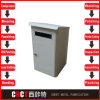 Convenient 2015 Highquality Medium Parcel Box, Bolted à The Ground