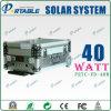 портативная солнечная электрическая система 40W для электроники домочадца (PETC-FD-40W)