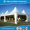10-100 tente extérieure de pagoda de personnes avec le tissu de PVC