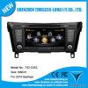 Coche Audio para Nissan Qashqai 2014 con Construir-en el chipset RDS BT 3G/WiFi DSP Radio 20 Dics Momery (TID-C353) del GPS A8