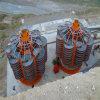 鉱石のコンセントレイタのクロム洗浄プラントのための重力の分離器のネジ・シュート