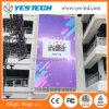 높은 Bightness 에너지 절약 옥외 광고 LED 표시
