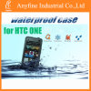 中国製HTC OneのためのLower Price Waterproof Case
