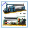 W11-8X3000 Mechanical 3 Roller Plate Bending Machine