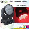 108*1W/3W LED Zoom Moving Head Light (GBR-104B)