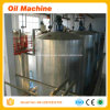 Máquina comestible orgánica de la producción petrolífera de cacahuete de la planta de tratamiento de la máquina de la extracción de petróleo del cacahuete del cacahuete del gran escala de la pequeña escala