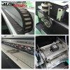 machine van de Druk van Inkjet van het Grote Formaat van 1.9m Flatbed Oplosbare met Epson Dx10 voor Vinyl