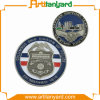 Kundenspezifische Herausforderungs-Münze mit weichem Decklack