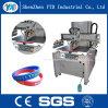 Máquina de impressão portátil da tela Ytd-2030/4060 para o plástico, vidro